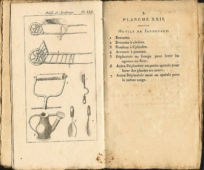 FIGURES POUR L'ALMANACH DU BON JARDINIER, by (AUDOT, Louis E. ed.)