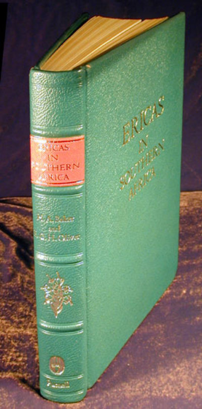 ERICAS IN SOUTHERN AFRICA. by  BAKER, Col. H.A. and E.G.H. OLIVER.