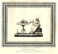 THE BIRTH-DAY GIFT OR THE JOY OF A NEW DOLL, by (TEMPLETOWN, ELIZABETH, Lady) (TOMKINS, P.W., engraver)