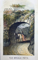 (VIEWS IN CENTRAL PARK) by (Prang, Louis, chromolithographer)