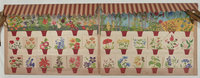 FLORA BLOEMENSTALLETJE.  by (Flower Market Stand - Interactive Children's Book and Game) EL PINTOR (KLOOT, Jacob)