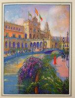 SEVILLA / 1929 EXPOSICION 1930 / IBERO-AMERICANA. by (Sevilla Exposition - Forestier) ANONYMOUS.