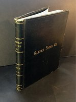 GARDEN BOOK IN THREE PARTS. by HAYWOOD, R.B. (publisher).