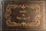 Another image of BOIS DE BOULOGNE (cover title) by (Bois de Boulogne) ANONYMOUS.