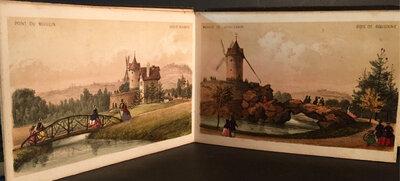 BOIS DE BOULOGNE (cover title) by (Bois de Boulogne) ANONYMOUS.
