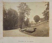 VUES DU CHATEAU ET DU PARC DE BRIMBORION Á SEVRES (Seine & Oise). by (GILON, photographer)